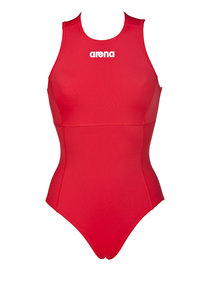 Opruiming showmodel FR48|D46|4XL Arena waterpolo badpak red