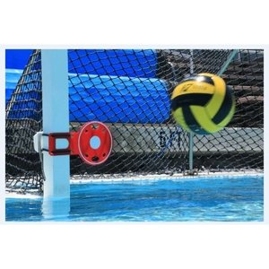 Turbo practice goal red target