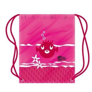Opruiming showmodel BECO Sealife zwemtasje, 36,5 x 45 cm, roze