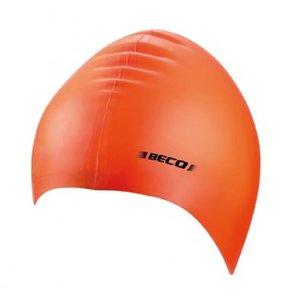 Opruiming showmodel BECO Silicone badmuts, oranje op=op