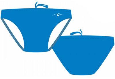 Opruiming gratis mini-polobal Waterfly waterpolobroek blauw FR95-D7-XXL op=op