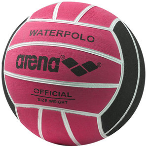 Voordeelbundel (10+prijs) Waterpolobal Arena size 4 fuchsia/black