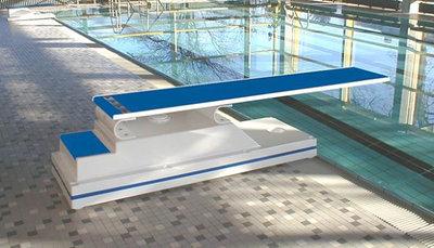 Epsan springplank vrijstaand, 250 cm, met watertank