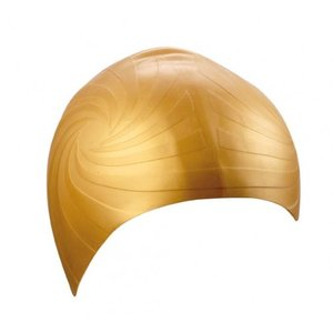 BECO Silicone badmuts, goud