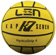 Waterpolo bal Turbo Kap 7 Len Women Hydrogrip 4
