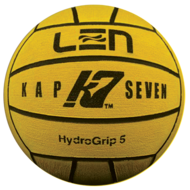 Waterpolo bal Turbo Kap 7 Len Men Hydrogrip 5