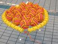 Epsan waterpolo drijvend bal ring